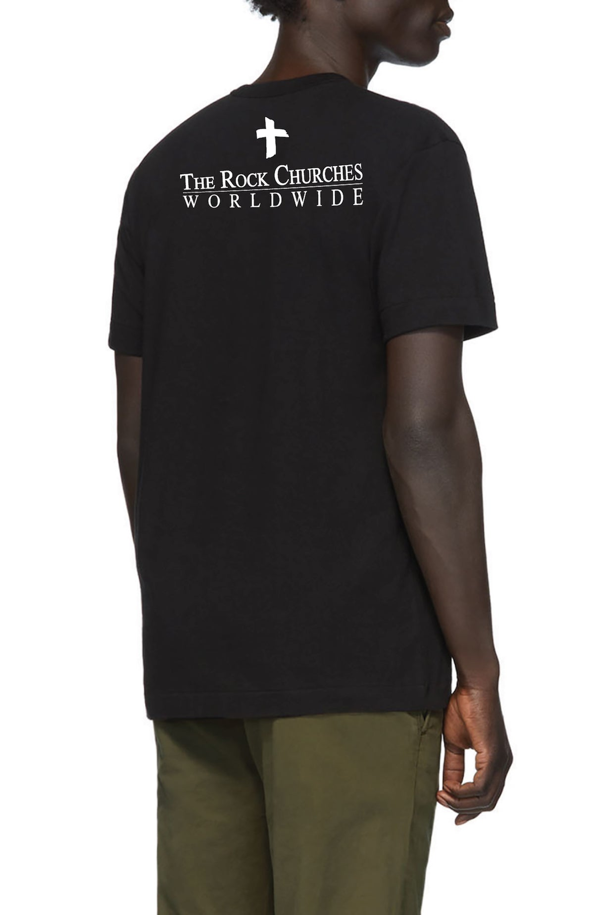 #BLM Rock Prayer Walk T-Shirt