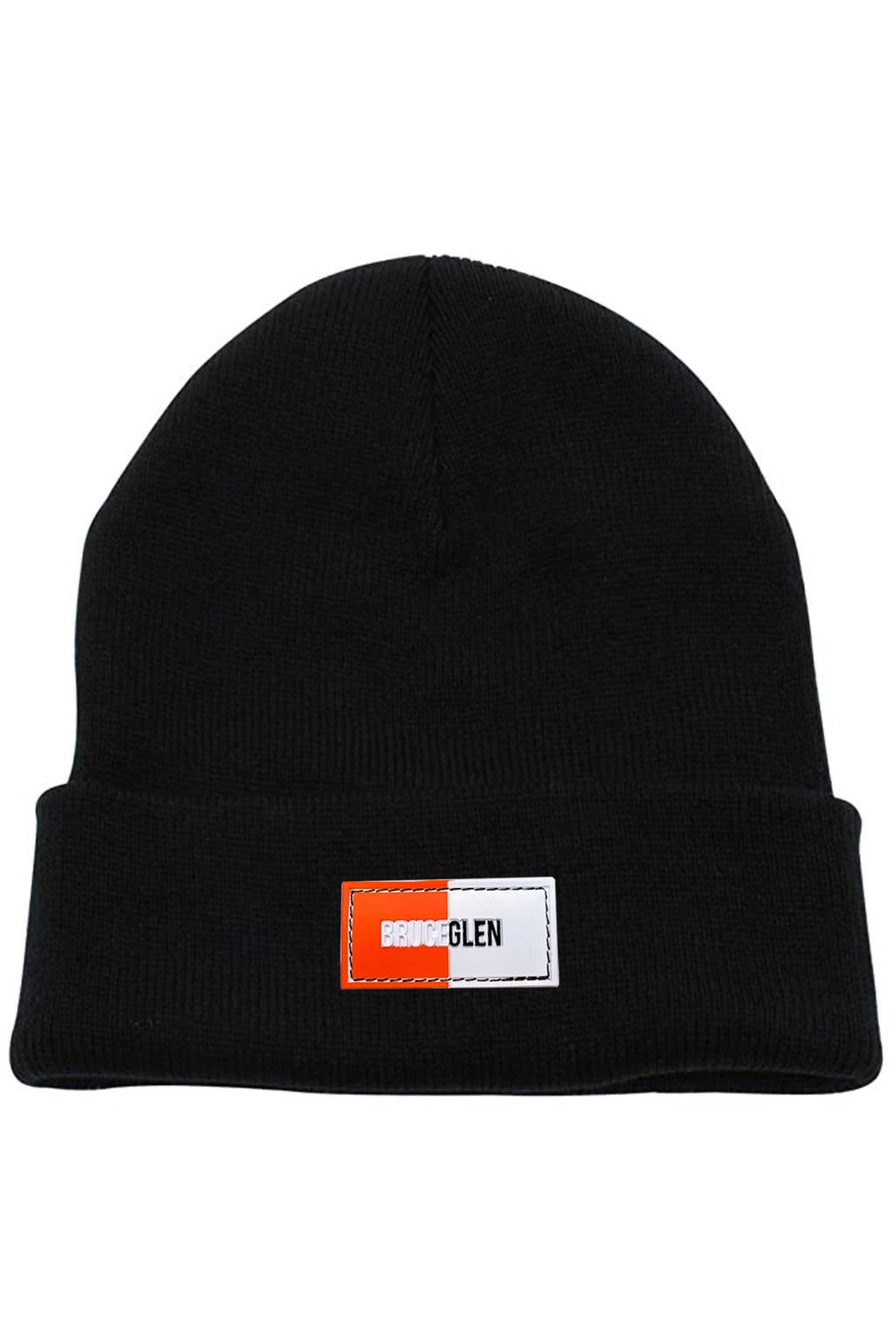 Rubber Patch Beenie
