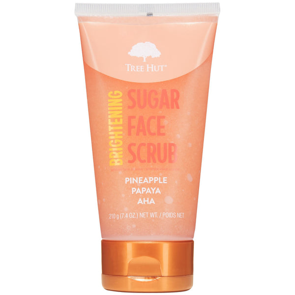 Tree Hut Brightening Pineapple & Papaya Face Scrub