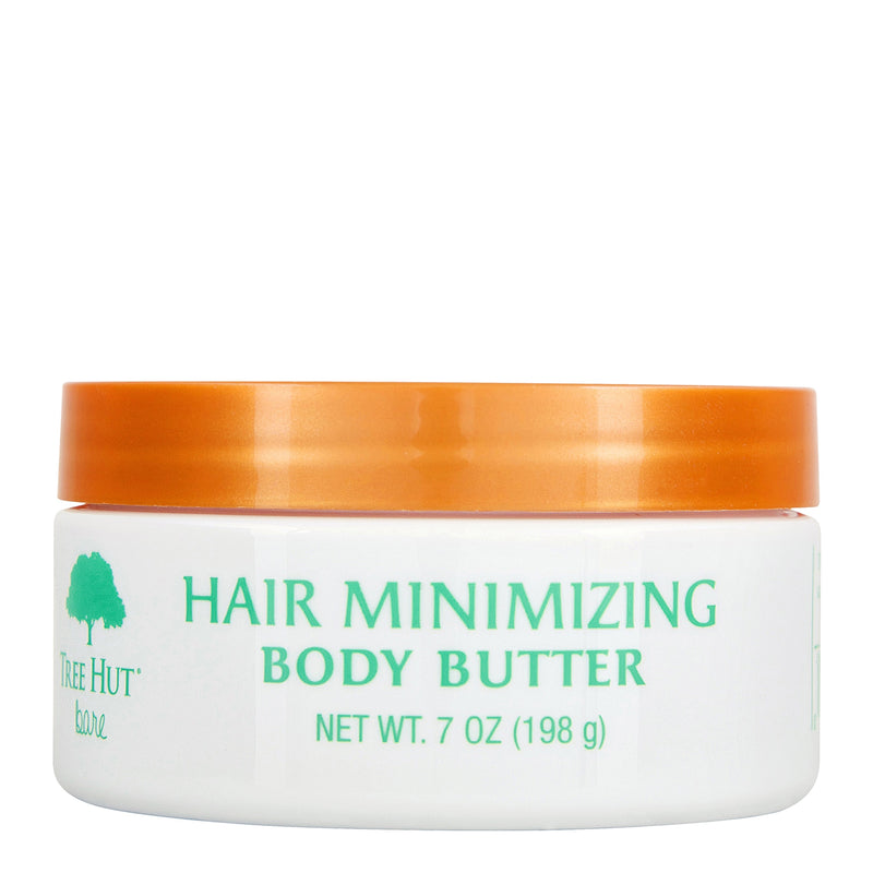Tree Hut Coconut Lime Bare Hair Minimizing Body Butter