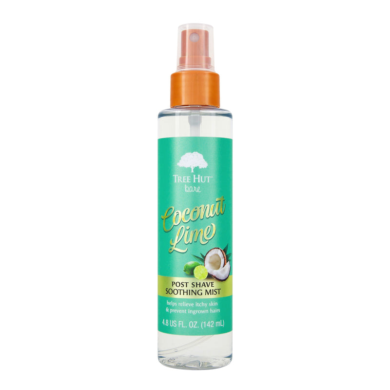 TREE HUT BARE POST SHAVE MIST COCONUT LIME