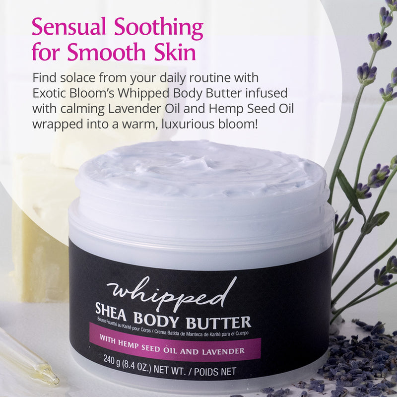 Tree Hut Whipped Body Butter Exotic Bloom