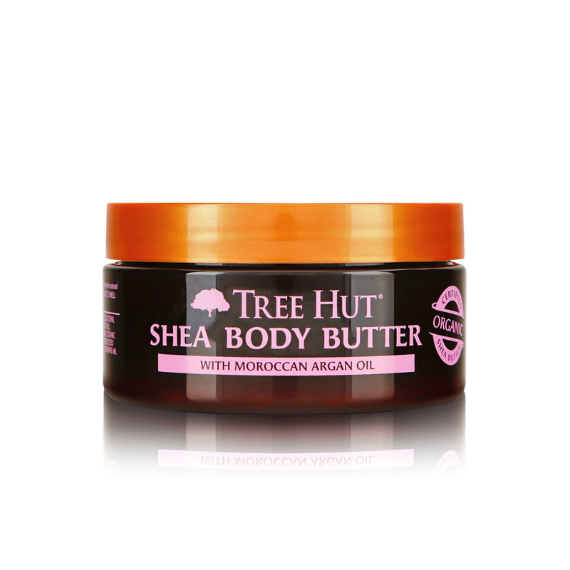 Shea Body Butter Moroccan Rose