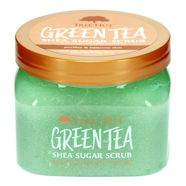Tree Hut Green Tea Shea Sugar Scrub