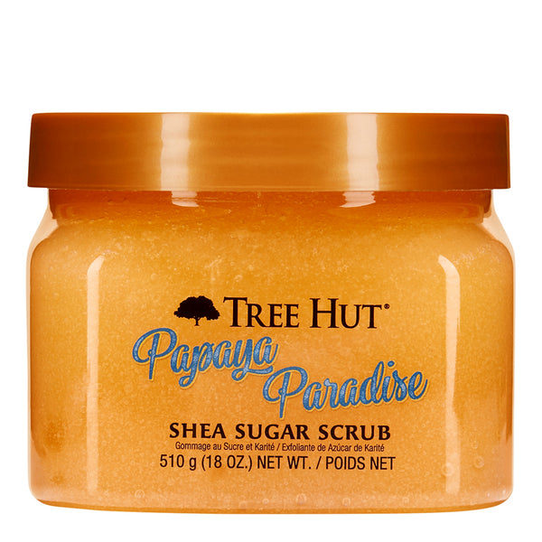 Tree Hut Papaya Paradise Shea Sugar Scrub