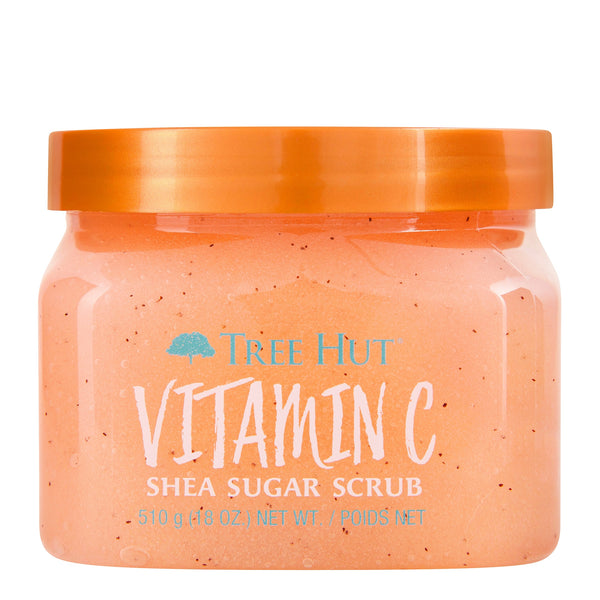 Tree Hut Shea Sugar Scrub Vitamin C