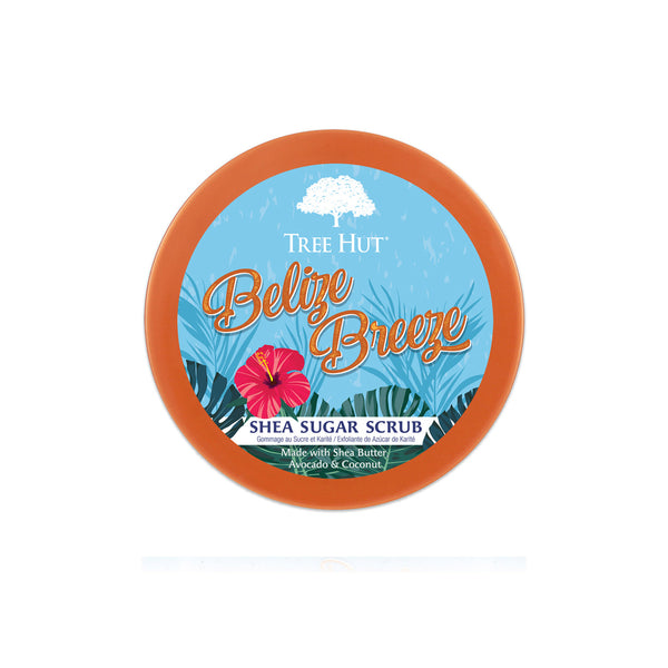 Tree Hut Belize Breeze Shea Sugar Scrub