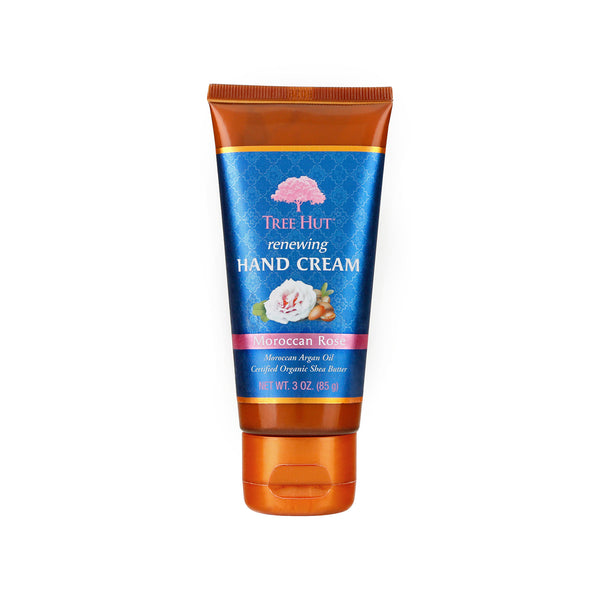 Tree Hut Renewing Hand Cream Moroccan Rose