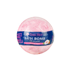 Tree Hut Shea Moisturizing Bath Bomb Moroccan Rose