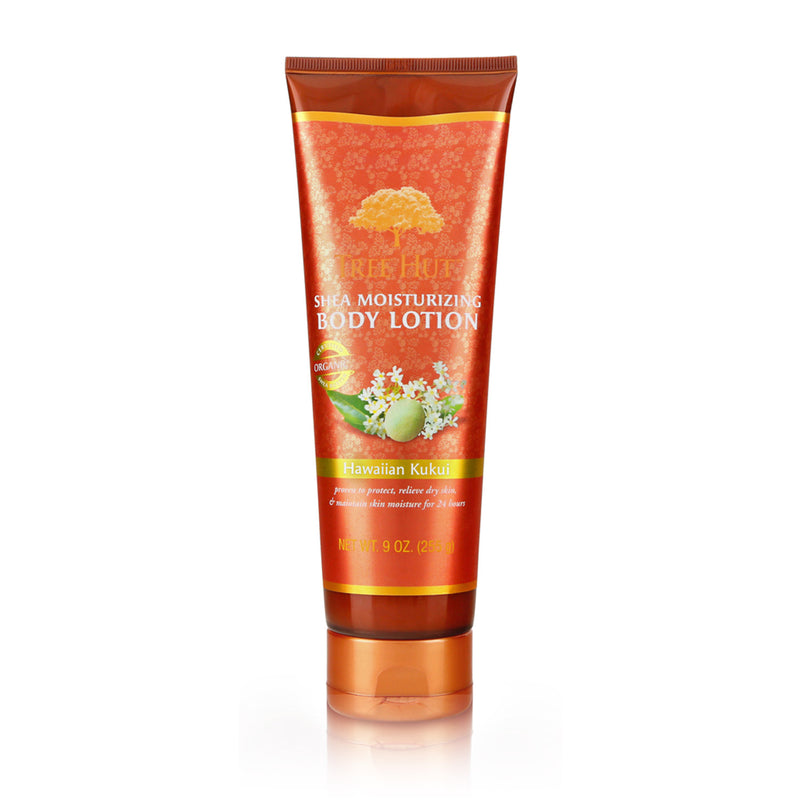 Tree Hut Shea Moisturizing Body Lotion Hawaiian Kukui