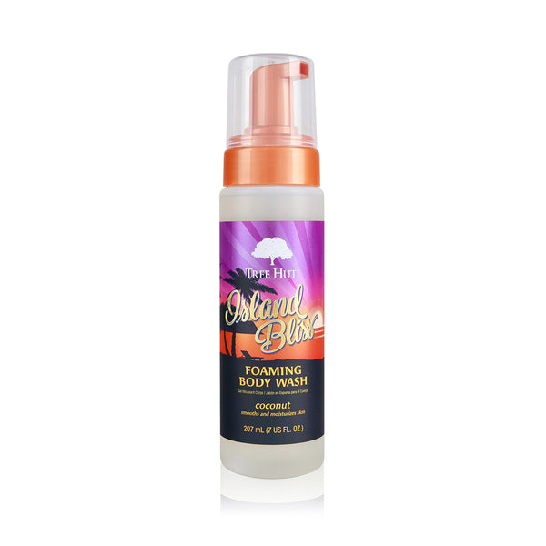 Tree Hut Foaming Body Wash Island Bliss