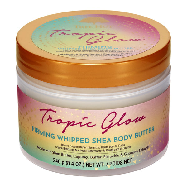Tree Hut Tropic Glow Firming Whipped Body Butter