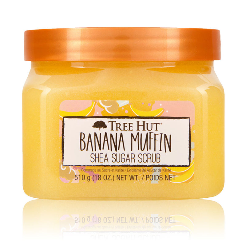 Tree Hut Shea Sugar Scrub Banana Muffin