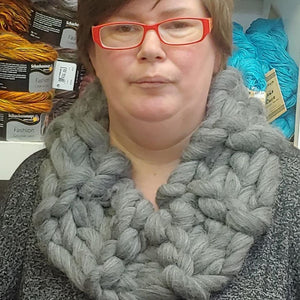 Quick Superbulky Cowl