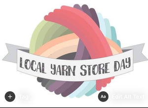 Local Yarn Store Day Kits