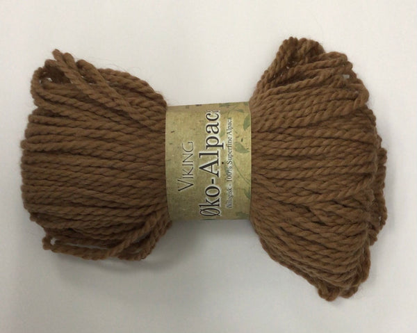 Viking Oko-Alpaca  Eco Alpaca yarn