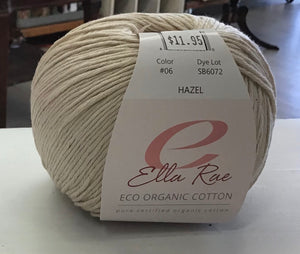 Ella Rae Eco Organic Cotton
