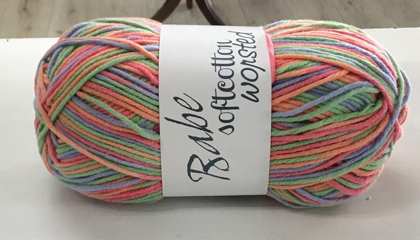 Euro Baby Soft Cotton Worsted