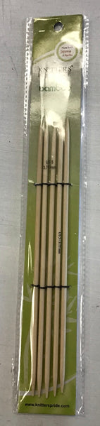Knitter's Pride Double Point Needles