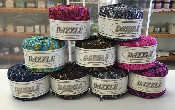 Knitting Fever Dazzle Yarn