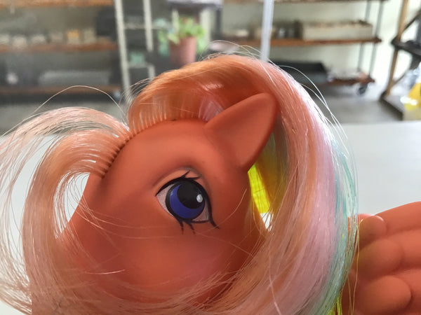 My Little Pony G1 Rainbow Flutterbye 1st gen