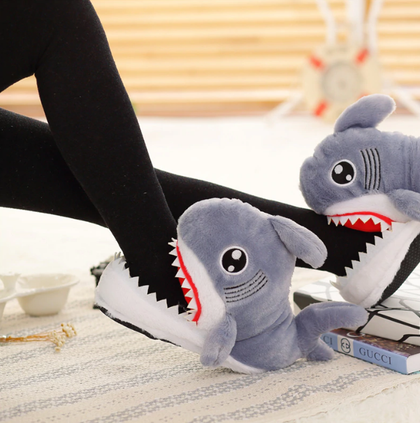 High Quality Shark Unisex Slippers! - Save The Whale!