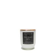 LJC Candle Co Small Luxury Soy Candle with rose gold lid