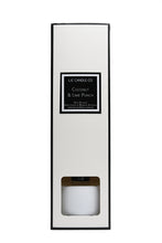 LJC Candle Co Luxury Bamboo Reed Diffusers white Scented