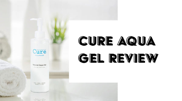 Cure Natural Aqua Gel Japanese Exfoliator