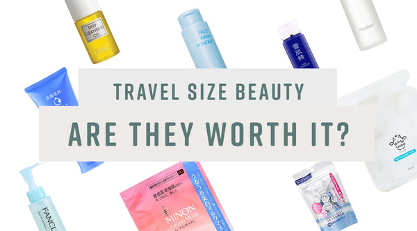 Travel-Size Skincare Products - Are They Worth It?