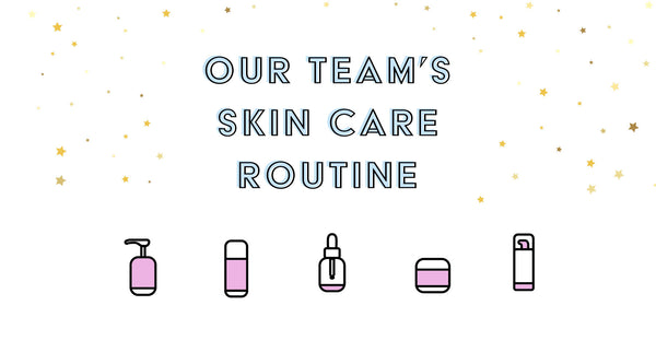 Glow Team Winter Skincare Routine