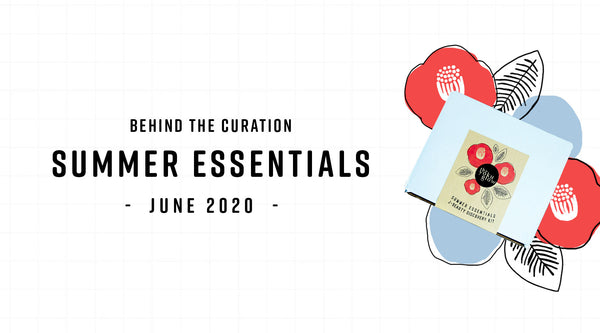 J-beauty Summer Essentials Skincare Kit