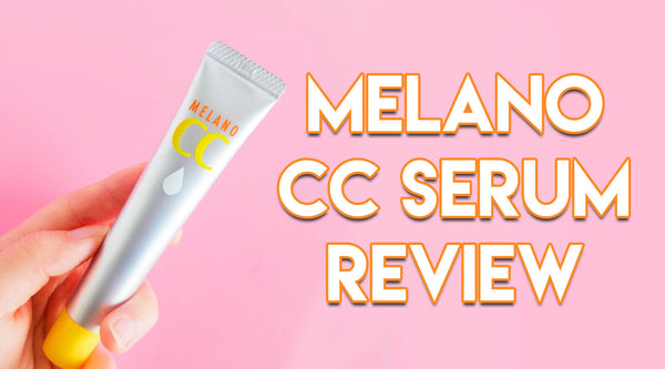 REVIEW: ROHTO MELANO CC INTENSIVE SPOT CORRECTING SERUM