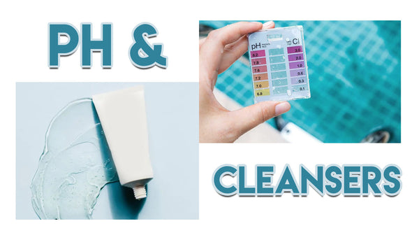 ph and cleansers