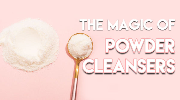 powder cleansers