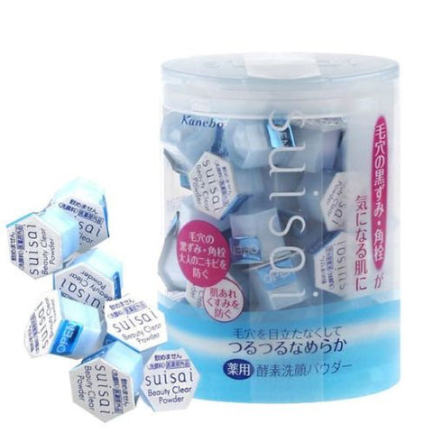 SUISAI BEAUTY CLEAR POWDER