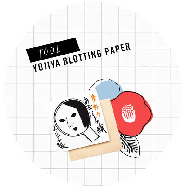 Blotting Paper Oil Absorber