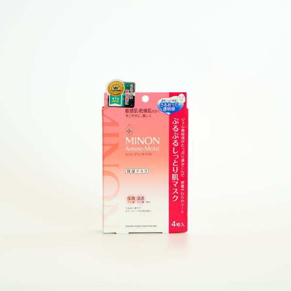 Minon Amino Moist Moisturizing Face Mask