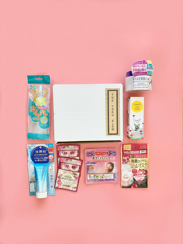 J-Beauty Discovery Kit