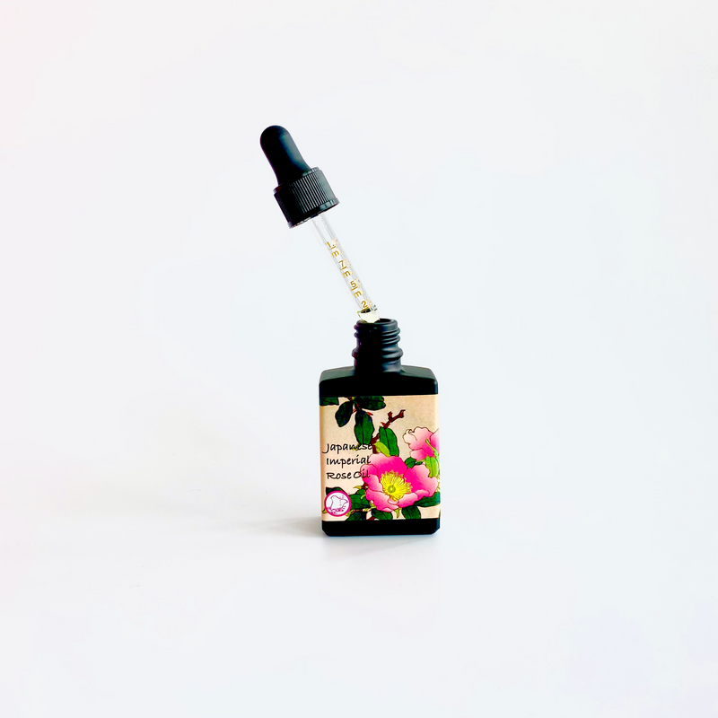 JAPANESE IMPERIAL ROSE BEAUTY OIL