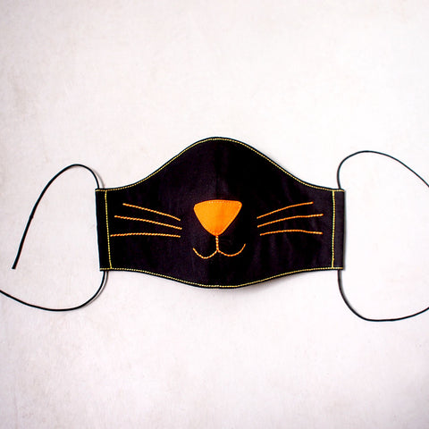 Face Mask - Kitty Cat (4 Colors)