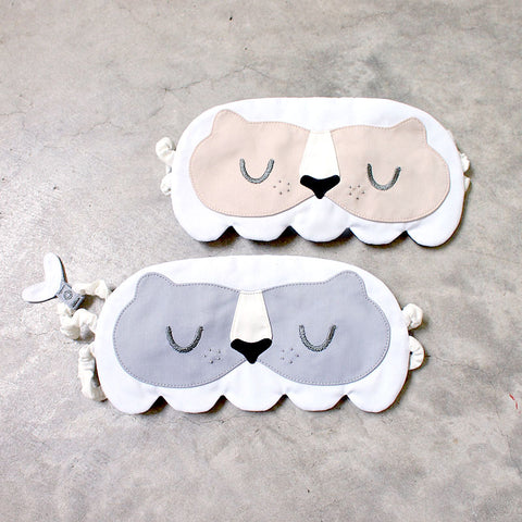 Sleep Eye Mask - Merlion (Singapore Series)