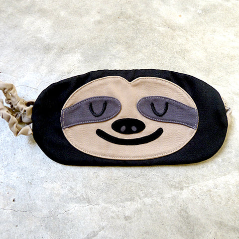 Sleep Eye Mask - Slothful Sloth (3 Colors)