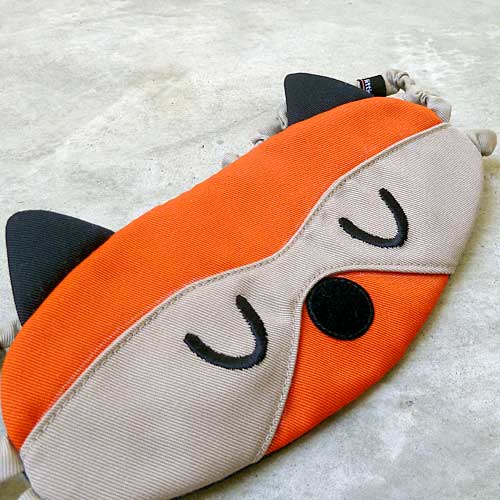 Sleep Eye Mask - Bandit Raccoon (3 Colors)