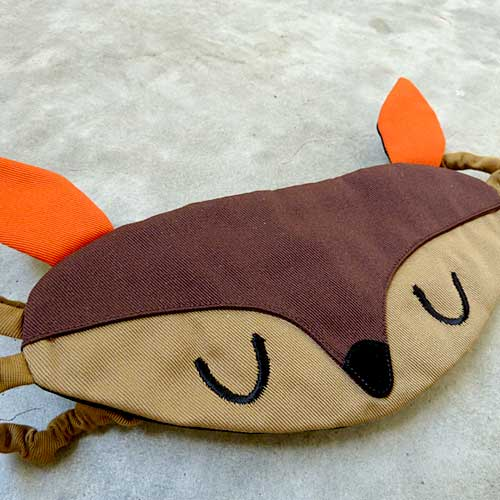 Sleep Eye Mask - Doe-A-Deer (3 Colors)
