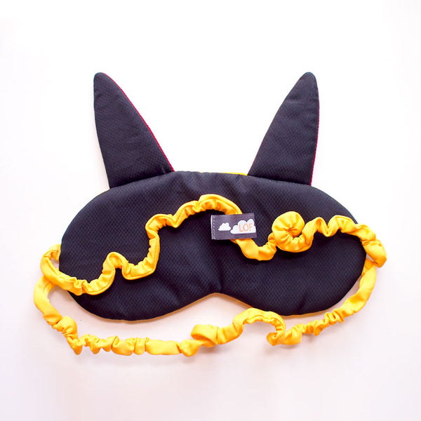 Sleep Eye Mask - Chubby Bunny (3 Colors)