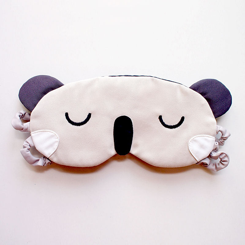 Sleep Eye Mask - Kooky Koala (3 Colors)