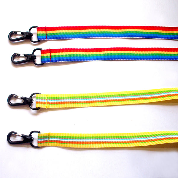 Face Mask Strap - Rainbow 1