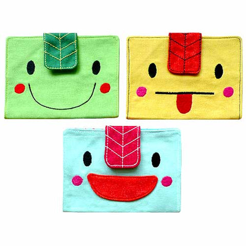 Passport Cover - Foille Monster (3 Variations)