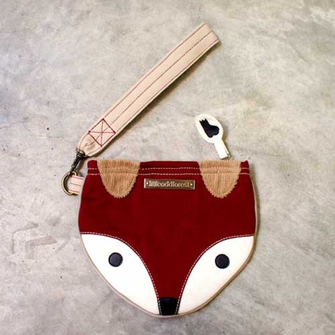 Wrist Pouch - Fantastic Fox (4 Colors)